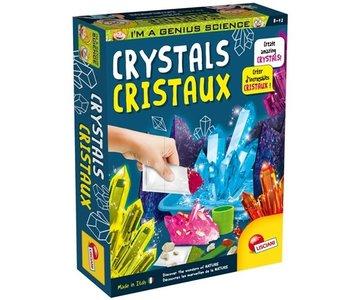 I'm a Genius The Magic of Crystals