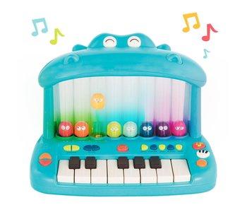 Land of B. Hippo Pop Play Piano