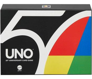 Mattel Card Game Uno 50th Anniversary