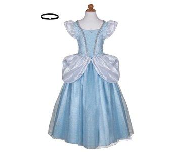 Great Pretenders Cinderella Gown Size 7-8