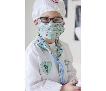 Great Pretenders Costume Green Doctor