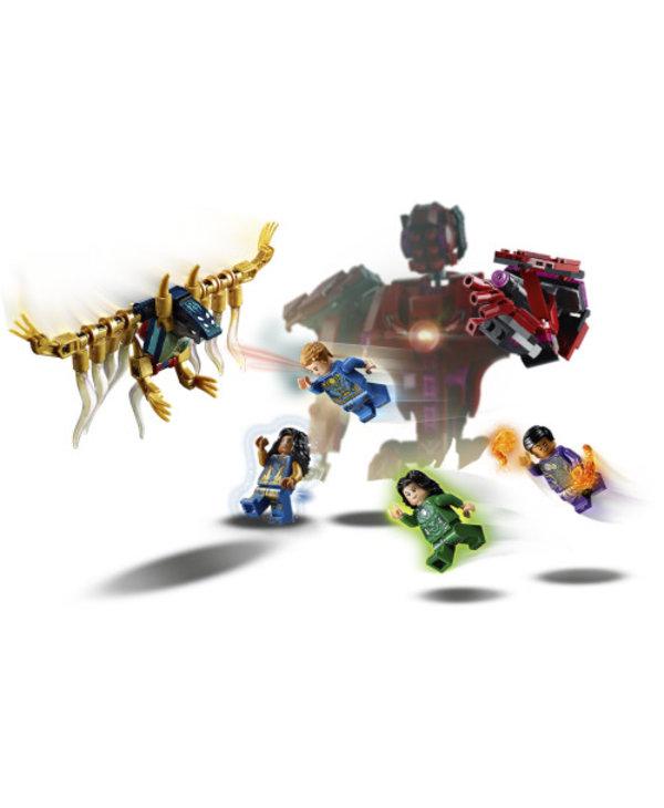 Lego Super Heros The Eternals in Arishem's Shadow
