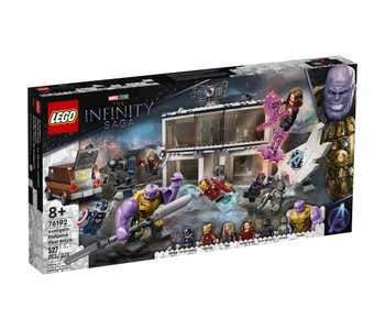 Lego Super Heros Avengers: Endgame Final Battle