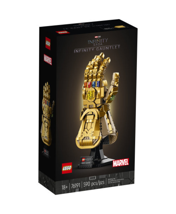 Lego Super Heros Infinity Gauntlet