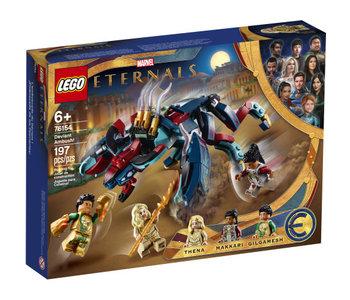Lego Super Heros Marvel Deviant Ambush