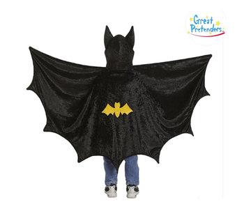 Great Pretenders Bat Cape with Hood