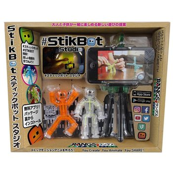Stikbots Stikbot Deluxe Studio