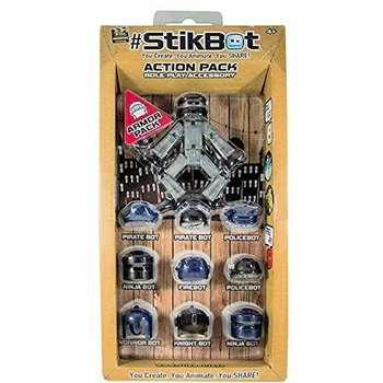 Stikbots Stikbots Action Pack