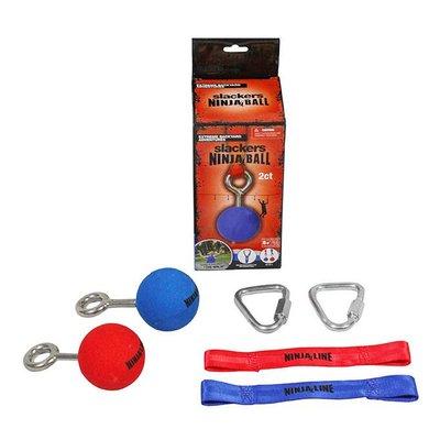 "Slackers Slackers Ninja Ball 2.5"" x 2"