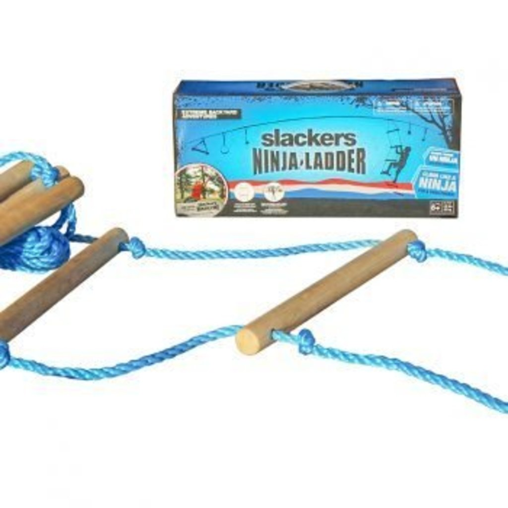 Slackers Ninja Rope Ladder 8 foot