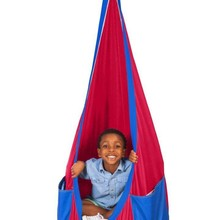 Slackers Playzone-Fit Ultimate Sky Chair Hanging Red