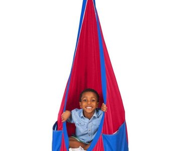 Playzone-Fit Ultimate Sky Chair Hanging Red