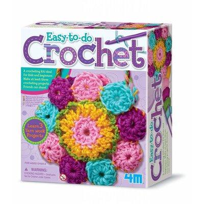 4M 4M Craft Crochet Art