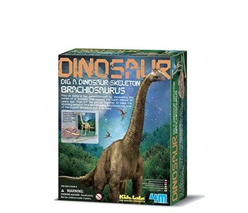4M Dinosaur Dig a Brachiosaurus