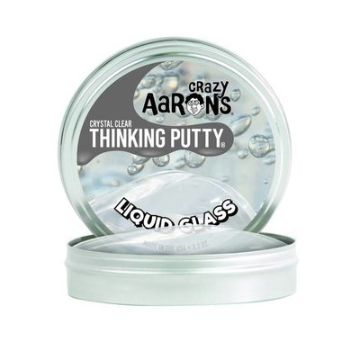 Crazy Aaron Crazy Aaron's Thinking Putty Illusions Liquid Glass