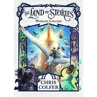 The Land of Stories #6 Worlds Collide disc