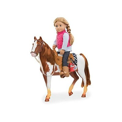 Our Generation Horse Trail Riding Appaloosa