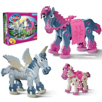 Bloco Bloco Horses and Unicorns