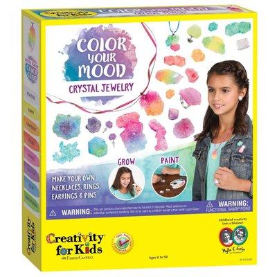 Creativity for Kids Creativity for Kids Color Your Mood Crystal Jewelry
