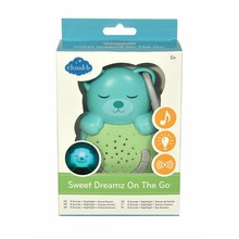 Cloud B Cloud B Sweet Dreamz on the Go Aqua Bear