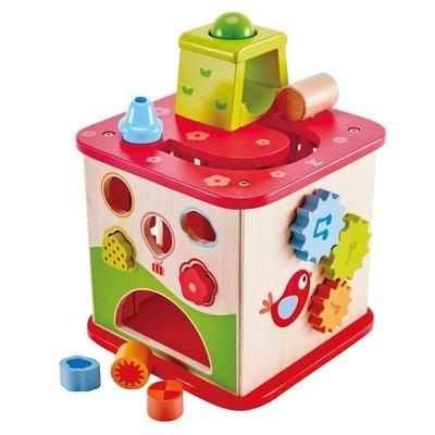 Hape Toys Hape Friendship Activity Cube