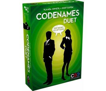 Czech Game Codenames Duet