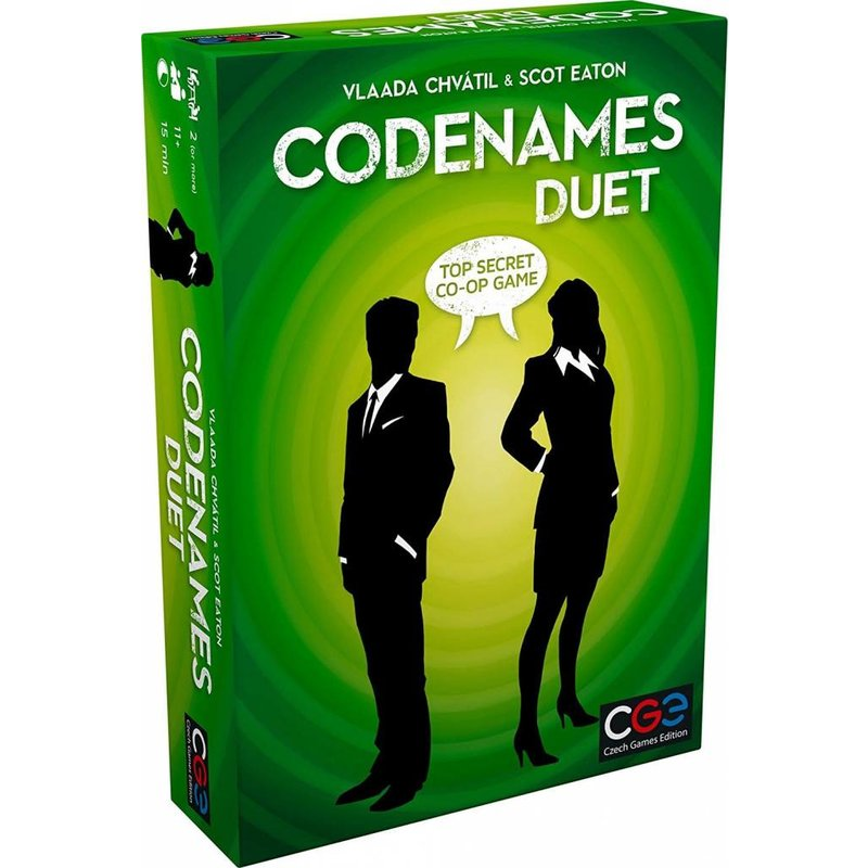 Czech Game Codenames Duet