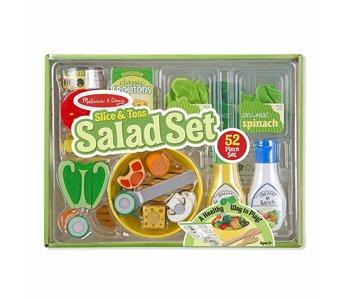 Melissa & Doug Play Food Salad Set