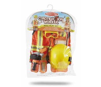 Melissa & Doug Role Play Construction Worker
