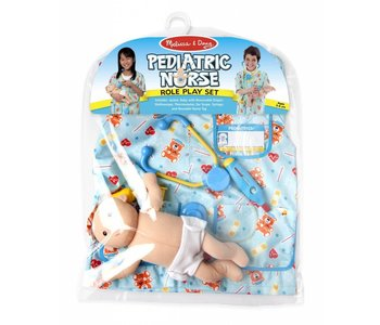 Melissa & Doug Role Play Pediatric Nurse