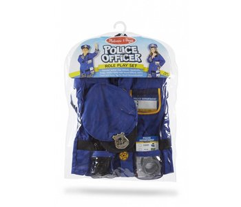 Melissa & Doug Role Play Police Officer