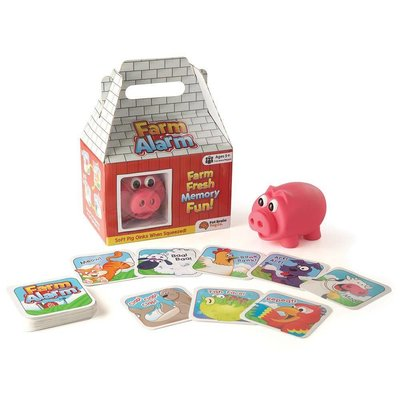 Mindware Fat Brain Game Farm Alarm