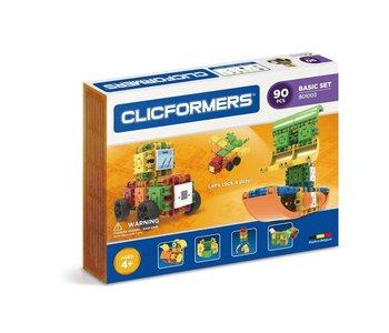 Clicformers Basic Set 90pc