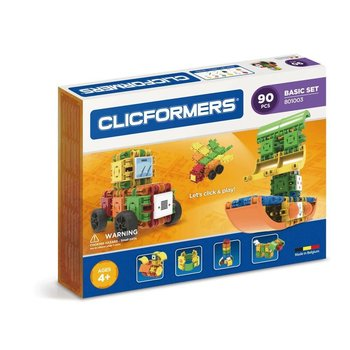 Magformers Clicformers Basic Set 90pc