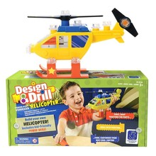 EI Design & Drill Helicopter