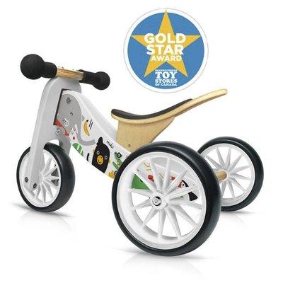 Kinderfeet Tiny Tots Convertible Balance Bike Makii