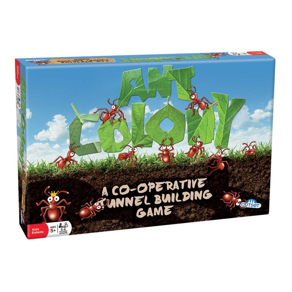 Mindware Outset Game Ant Colony Co-Operative