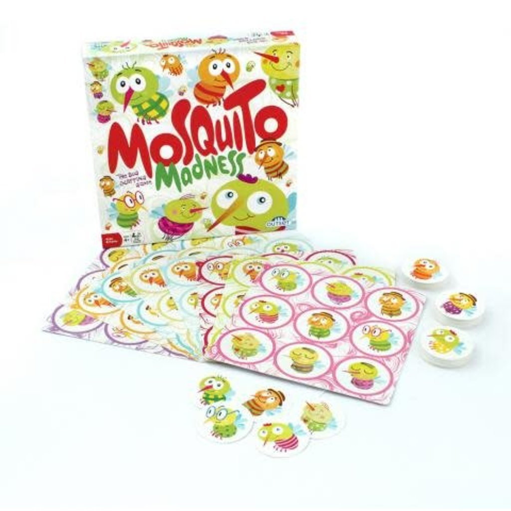 Mindware Outset Game Mosquito Madness