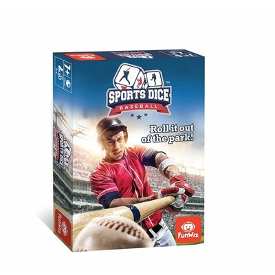 Foxmind Game Sports Dice Baseball