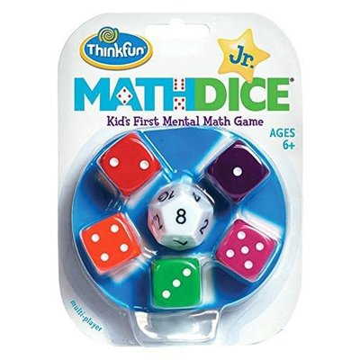 Thinkfun Thinkfun Game Math Dice Jr.
