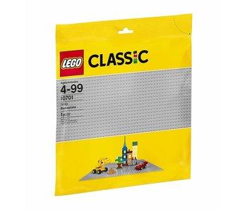 Lego Classic Baseplate Grey