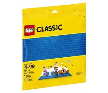 Lego Classic Baseplate Blue