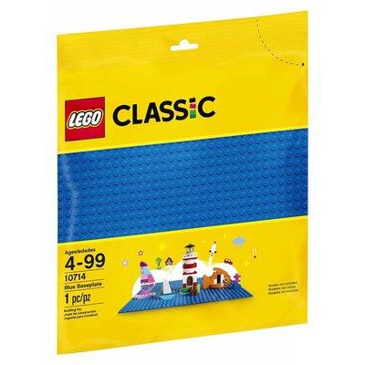 Lego Lego Classic Baseplate Blue