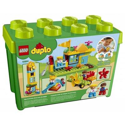 Lego Lego Duplo Large Playground Brick Box