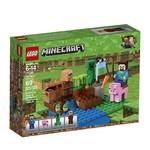 Lego Lego Minecraft The Melon Farm