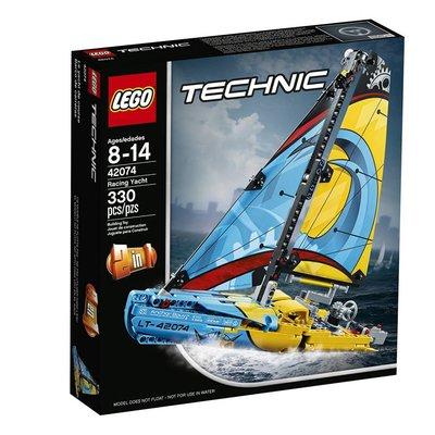 Lego Lego Technic Racing Yaht