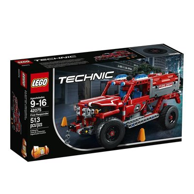 Lego Lego Technic First Responder