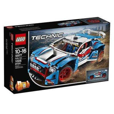 Lego Lego Technic Rally Car