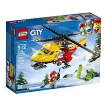 Lego Lego City Ambulance Helicopter