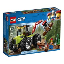 Lego Lego City Forest Tractor